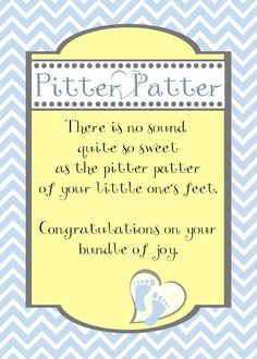 baby shower gift certificates