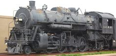Illinois Central Railroad (ICRR) 1923 Steam Locomotive Engine by The Nite Tripper, via Flickr