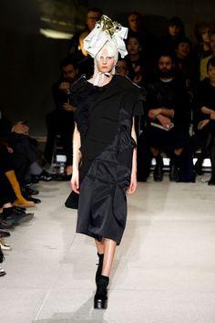 Comme des Garçons at Paris Fashion Week Spring 2013