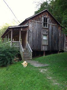 Loretta Lynn Birthplace ~ Butcher Holler, Kentucky