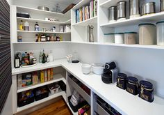 laundry, butlers and walk in pantry combined - Google Search