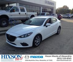 https://flic.kr/p/xC7Q39 | #HappyAnniversary to Younger and your 2014 #Mazda #Mazda3 from Everyone at Hixson Mazda of Alexandria! | www.deliverymaxx.com/DealerReviews.aspx?DealerCode=PSKP