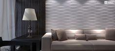Design Waves in een woonkamer