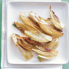 Raw, fennel is cool and crunchy. Cooked, fennel turns mellow and the flesh softens; it is perfect as a side dish for fish or chicken.