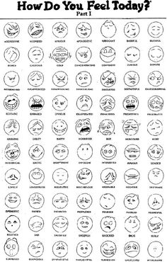 Recreation Therapy Ideas: Emotion Charades