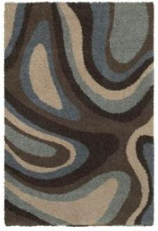 """This area rug is listed among our """"Most Popular""""! It literally mixes soothing tones to match a wide array of home decor styles."""