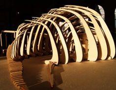 Wood Pavilion. Il pioppo al Made Expo