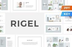 Rigel Presentation Template @creativework247