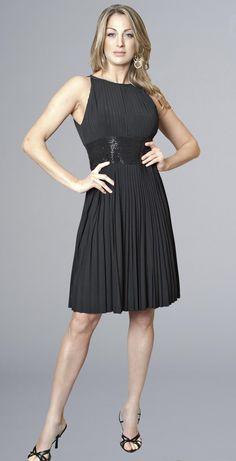 simple little back dress