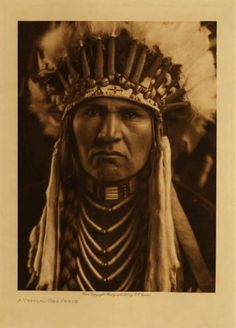 American Indians : A Typical Nez Perce