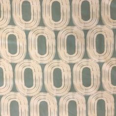 A large, repeating, broad brushstroke loop. Cotton w pm Please choose your fabric carefully as all purchases are final and we cannot refund or credit fabric once it has been cut. Scion, Curtain Fabric, Fabrics, Couch, Tejidos, Settee, Sofa, Fabric, Couches