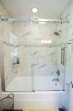 RH849 - After-0105 | Sliding glass door, Glass doors and Tubs