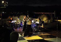Música y vino en la alturas - Terraza Jardín Mirador