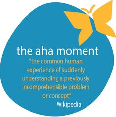 "My ""Aha"" Moment - NJ Coalition for Inclusive Education"