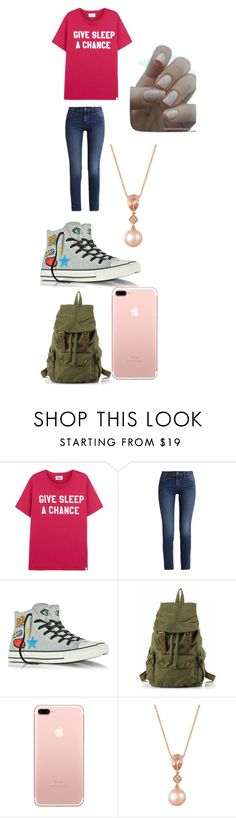 """""""Sad Trans Boy"""" by parker-217 ❤ liked on Polyvore featuring Sleepy Jones, Calvin Klein, Converse and LE VIAN"""