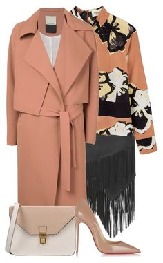 """""""Untitled #656"""" by heba-j ❤ liked on Polyvore featuring Polo Ralph Lauren, By Malene Birger, 8 and Christian Louboutin"""