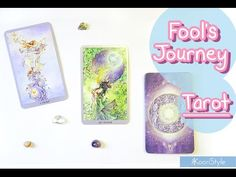 """Hello friends~ here's the next video of my """"tarot learning"""" series! The overall meaning of the Fool's Journey; I'll be using my Shadowscapes tarot deck plus the traditional Rider Waite tarot deck ★! (Remember I'm not an expert, I'm just trying to learn and share my small tarot notes with you; we can learn together this way ♥)."""