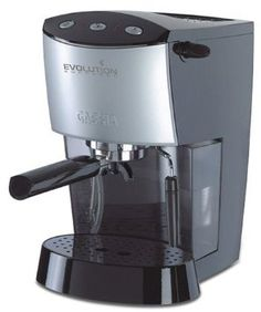 Gaggia 16100 Evolution Home Espresso Cappuccino Machine,Black: Amazon.com: Kitchen & Dining