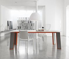 Dining tables | Tables | Flag | Bonaldo | Mauro Lipparini. Check it out on Architonic