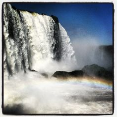 The expanse of Foz do Iguaçu immediately envelops and gives you a glimpse into a world in its most raw form.