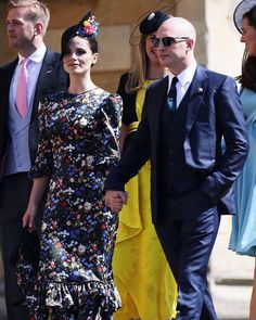 TomHardy and wife  CharlotteRiley  casamentoreal  royalwedding   meghanmarkle Casamento 79fefd0aca4