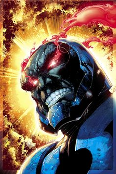Apokolips now: Heroes battle Darkseid in 'Justice League'