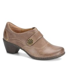 Look what I found on #zulily! Barley Sparrow Leather Shoe by Softspots #zulilyfinds
