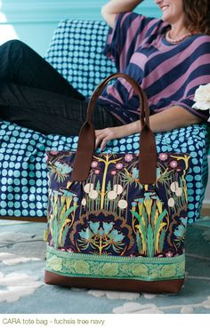 Amy Butler bags - love this design - not sure if it's still available?