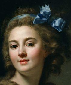 marie gabrielle capet self portrait