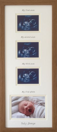 14 Best New Baby Photo Frames Images On Pinterest Baby Photo
