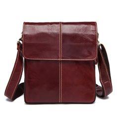 39.07$  Watch now - https://alitems.com/g/1e8d114494b01f4c715516525dc3e8/?i=5&ulp=https%3A%2F%2Fwww.aliexpress.com%2Fitem%2FLeather-bag-unique-metal-buckle-hijab-male-package-zipper-leather-men-Messenger-bag-retro-shoulder-men%2F32753237726.html - Leather bag unique metal buckle hijab male package zipper leather men Messenger bag retro shoulder men bag