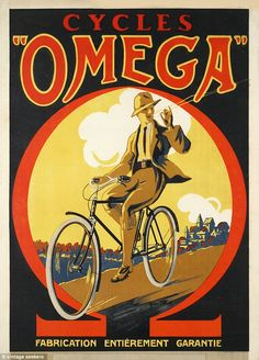 Vintage advertising posters | Cycling