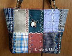El taller de Maricú Lana, Messenger Bag, Diaper Bag, Satchel, Monogram, Michael Kors, Shoulder Bag, Pattern, Blog