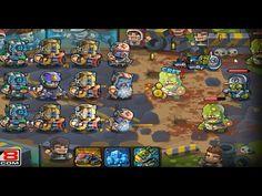 Elite Squad 2 HARD Arena 1 Full Victory Walkthrough gameplay (TD game)