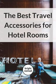 Hotel travel accessories save you effort and luggage space to make your holiday more convenient. Use these clever travel gadgets for a great hotel stay :) Packing Tips For Travel, Travel Essentials, Packing Lists, Travel Cubes, Travel Reviews, Travel Articles, Travel Advice, Best Travel Accessories, Wanderlust