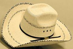Tony Lama Two Tone Palm Leaf Added Money Cowboy Hat  101d384513a9