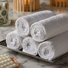 2PC DESIGNER 100/% Egyptian Cotton WAFFLE Soft 600 Gsm Towel Absorbent Towels Set