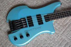 Kubicki X Factor Bass Guitar Fender Custom Shop | Reverb