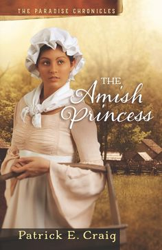 Ready for something new? How about a mix of Amish and suspense? Meet Patrick Craig and his new novel, The Amish Princess, and enter to win a copy of The Amish Heiress!