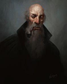 Wiseman by 88grzes.deviantart.com on @deviantART