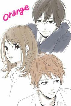 ORANGE : Kakeru, Naho, Suwa