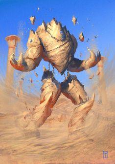 Monsters and Animals - Fantasy Art Fantasy Concept Art, Fantasy Character Design, Fantasy Rpg, Fantasy Artwork, Dark Fantasy, Character Art, Monster Concept Art, Monster Art, Creature Concept Art