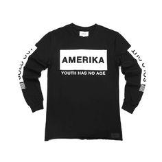 AMERIKA L/S TEE