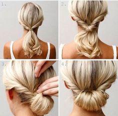 Image result for jak upiąć włosy do ramion krok po kroku