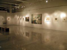 Η  Δημοτική Πινακοθήκη Λαμίας «Αλέκος Κοντόπουλος» ιδρύθηκε το 1984 στο  κτήριο της οδού Αινιάνων 6-8, στο κέντρο της Λαμίας, όπου σ...
