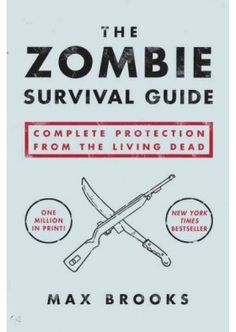 The Zombie Survival Guide is a key to survival against the undead. Fully illustrated and exhaustively comprehensive, this book covers everything you need to know, including how to understand zombie physiology and behavior, the most effective defense tactics and weaponry, ways to outfit your home for a long siege, and how to survive and adapt in any territory or terrain.