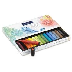 Faber-Castell STAMPER'S BIG BRUSH GIFT SET 15 Piece Pitt Artist Pens 770056