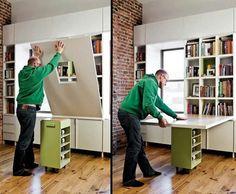Foldaway table