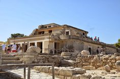 PALACE OF KNOSSOS (2 HOURS) http://cretelimotours.com/tours/knossos-palace-agarathos-monastery-ostrich-zoo-park-goat-milking-cheese-making-tour/