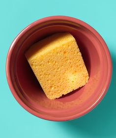 Sponge as Soil Saver  Keep soil contained in a planter by lining the bottom of the pot with a sponge. Plus Gardening New Uses for Old Things Secret substitutions to help with planting, watering, and more. Good site for gardening tips.